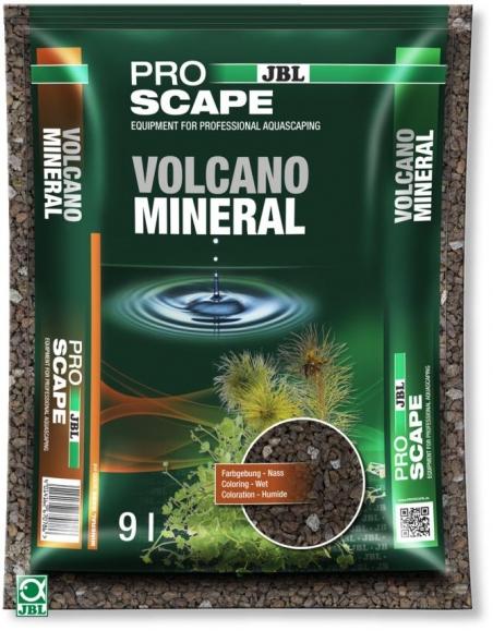 JBL ProScape Volcano Mineral, 9 л - Высокопористый вулканический грунт