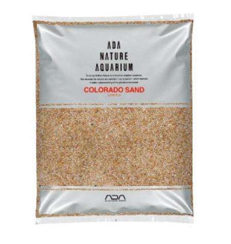 Грунт натуральный ADA Colorado Sand, 8 кг - декоративный песок