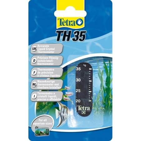 Аквариумный термометр Tetra TH 35 Жидкокристалический