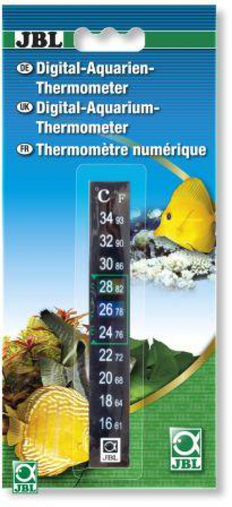 Аквариумный термометр JBL цифровой