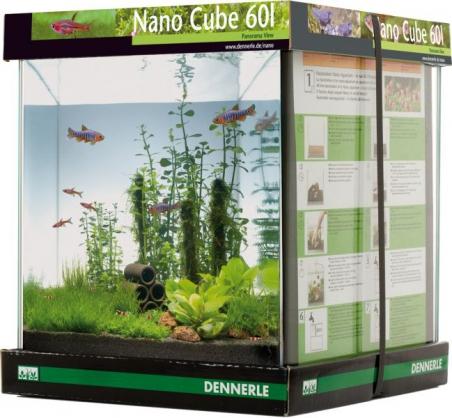 Аквариум Dennerle NanoCube 60 литров