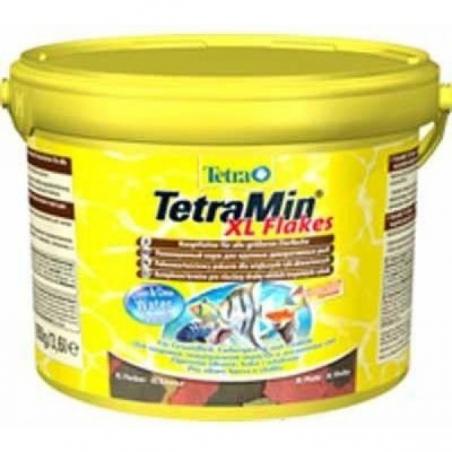 Корм для любых видов тропических рыб TetraMin XL Flakes 3,6 л