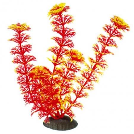 Пластиковое растение (20см) 019