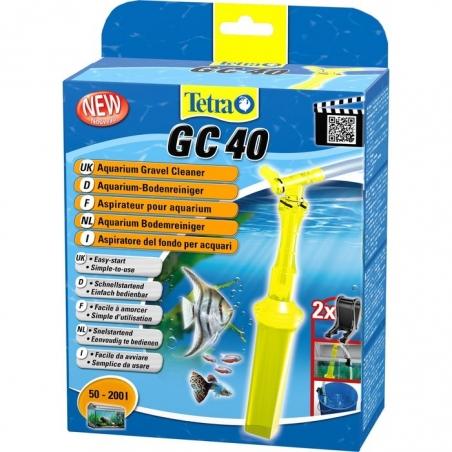 Грунтоочиститель(сифон) Tetra GC 40