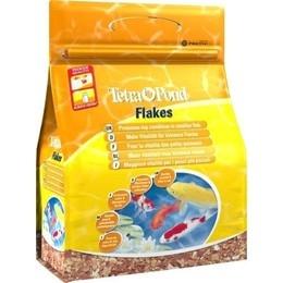 Корм для прудовых рыб Tetra Pond Flakes 4л