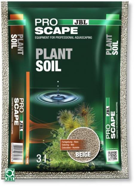 JBL ProScape PlantSoil BEIGE, 3 л - Питательный грунт для растительных аквариумов