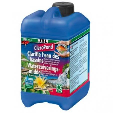 JBL CleroPond, 2,5 л - Средство против мутной воды в пруду