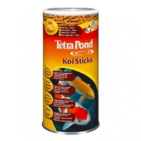 Корм для прудовых рыб Tetra Pond KoiSticks 1л