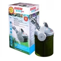 Фильтр внешний EHEIM ECCOPRO 300 -  для аквариумов от 150 до 300  л, производительность 750 л/ч. Фильтр полностью укомплектован фильтрующими материалами.
