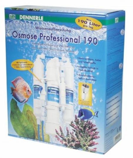 Dennerle Osmose Professional 190 - Установка обратного осмоса для подготовки водопроводной воды для аквариума
