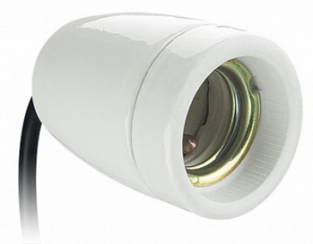 Керамический цоколь Ferplast SPOT SOCKET для лампы точечного нагрева