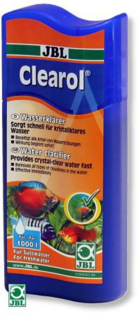 JBL Clearol - Средство для устранения помутнений воды, 250 мл