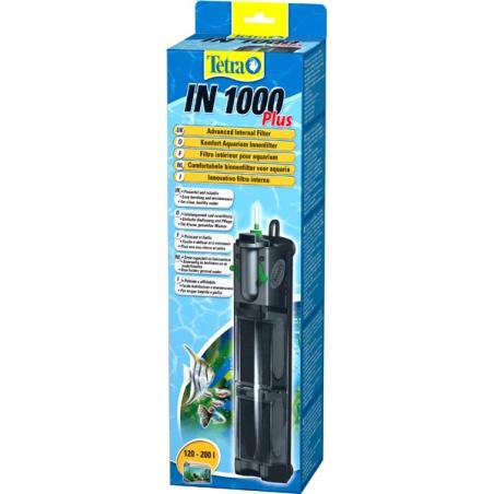 Фильтр внутренний Tetra Tetra IN plus 1000 для аквариумов от 120 до 200 л.