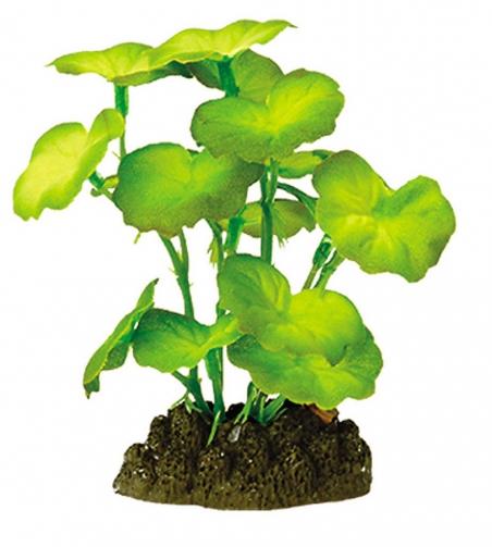 Растение из шелка (10см) 003