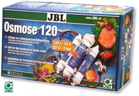 JBL Osmose 120 - Установка обратного осмоса для подготовки водопроводной воды для аквариума