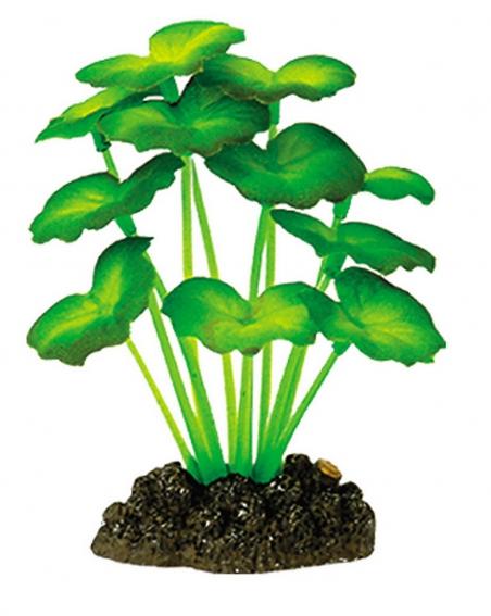 Растение из шелка (10см) 004