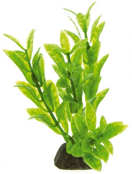 Пластиковое растение (10см) 001
