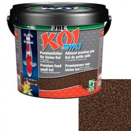 JBL Koi mini 5,5л - Корм для пруда в виде гранул для молодых карпов Кои