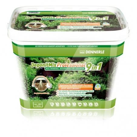 Питательный грунт Dennerle DeponitMix Professional 9in1 9,6 кг