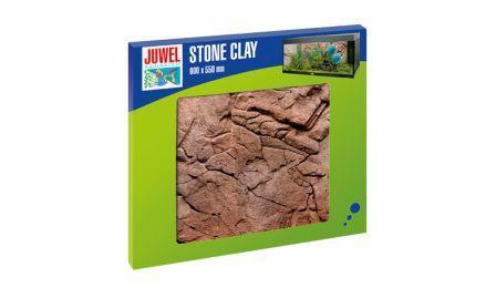 Структурный 3D фон для задней стенки Juwel Stone Clay