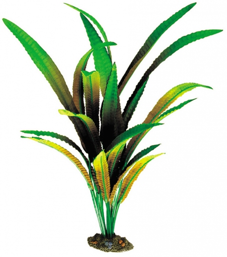 Растение из шелка (40см) 044