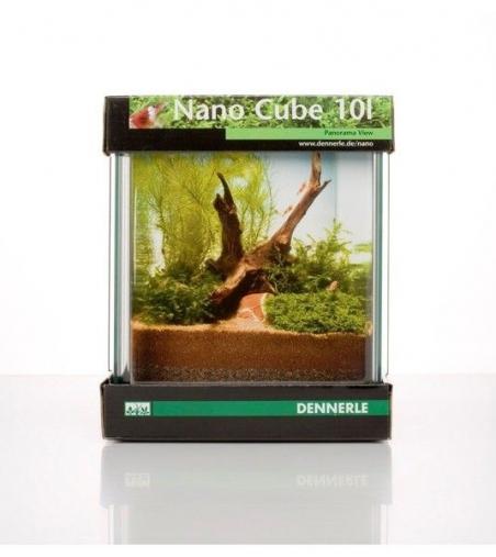 Аквариум Dennerle NanoCube 10 литров