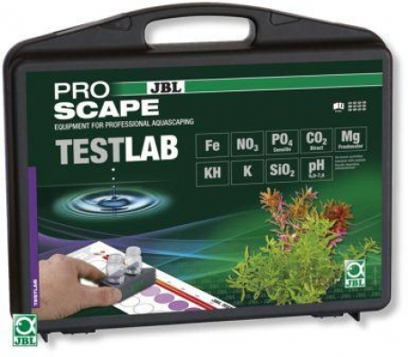 JBL Testlab ProScape - Профессиональный набор тестов для анализа воды в растительных аквариумах