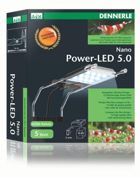 Dennerle Nano Power LED 5.0, Double Set - Комплект из двух светильников
