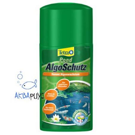 Pond AlgoSchutz 250 мл, средство против водорослей для пруда