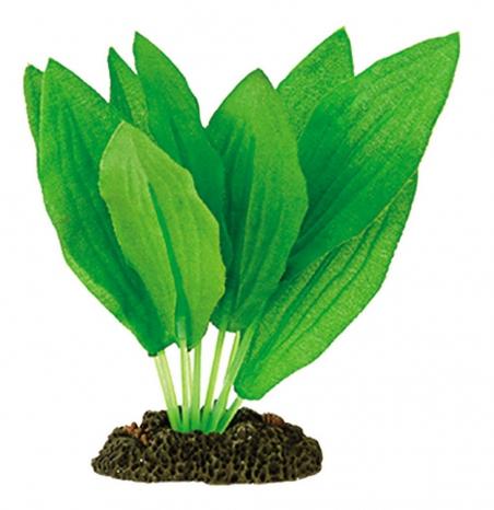 Растение из шелка (10см) 001