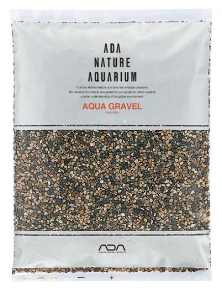 Грунт натуральный ADA Aqua Gravel S, 8 кг