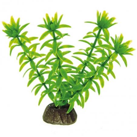 Пластиковое растение (10см) 002