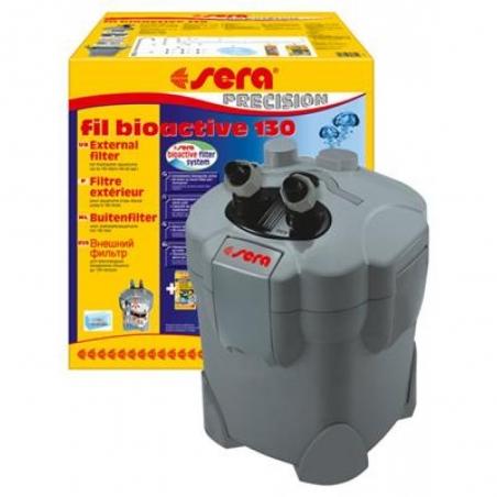 Sera fil bioactive 130. Внешний фильтр для аквариума до 130 л.