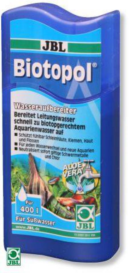 JBL Biotopol 100 мл - Кондиционер для воды