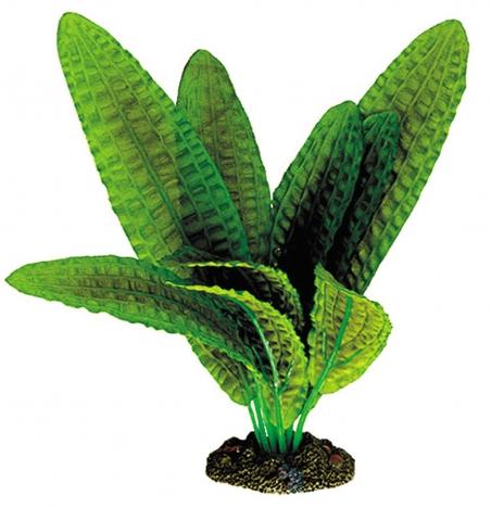 Растение из шелка (20см) 019
