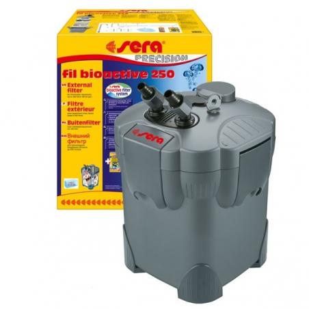 Sera fil bioactive 250. Внешний фильтр для аквариума до 250 л.