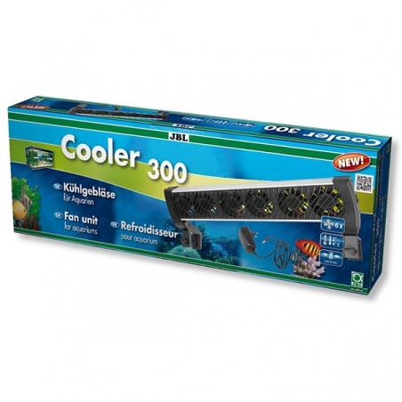 Вентилятор JBL Cooler 300 - используется для охлаждения воды в аквариумах от 200 до 300 л