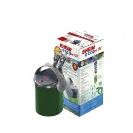 Фильтр внешний EHEIM ECCOPRO 130 -  для аквариумов от 50 до 130 л, производительность 500 л/ч. Фильтр полностью укомплектован фильтрующими материалами.
