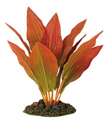 Растение из шелка (10см) 002