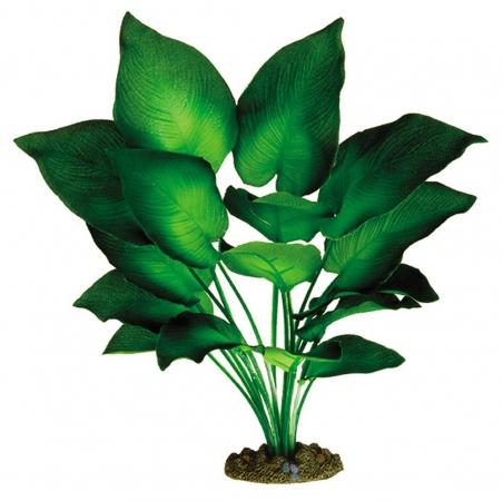 Растение из шелка (30см) 034