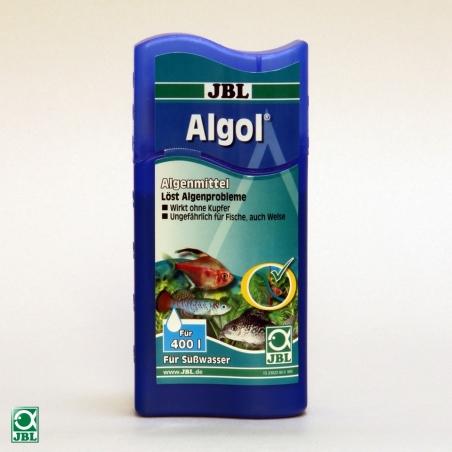 Средство для борьбы с водорослями - JBL Algol, 100 мл