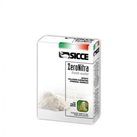 Наполнитель для фильтра SICCE ZeroNitra, смола, 2x70 гр
