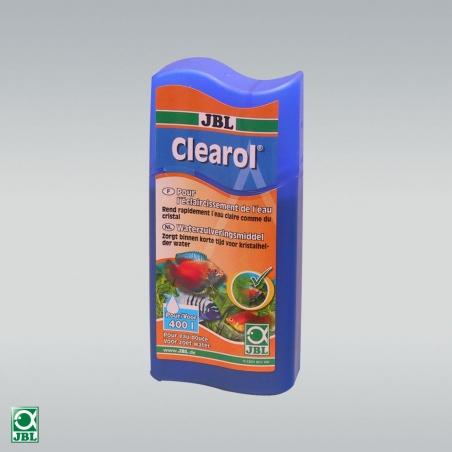 JBL Clearol - Средство для устранения помутнений воды, 100 мл