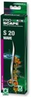 JBL ProScape Tool S wave, 20 см - Изогнутые ножницы для ухода за растениями в аквариуме