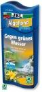 JBL AlgoPond Green 500 мл - Средство для устранения одноклеточных водорослей в пруду  (эффект цветения воды)