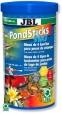 JBL Pond Sticks 4in1 1л - Комплексный корм для всех видов прудовых рыб в виде палочек различного цвета